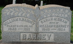 William R Barney