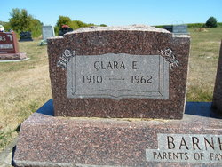 Clara Evelyn <I>Kenyon</I> Barnhart