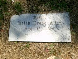 Helen <I>Gragg</I> Allen