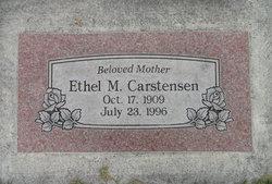 Ethel <I>Merrill</I> Carstensen