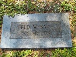 Fred W. Barg