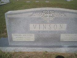 Edward Augustus Vinson
