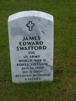 James Edward Swafford