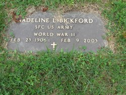 Madeline <I>Smith</I> Bickford