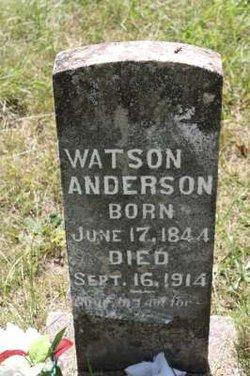 Watson Anderson