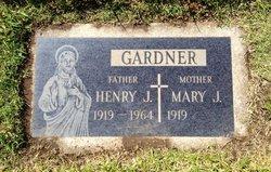 Henry Joseph Gardner