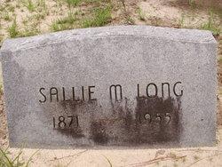 Sallie Caroline <I>Morris</I> Long
