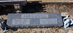 "Wilburn ""Red"" Arrowood"