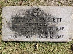 William Leverett
