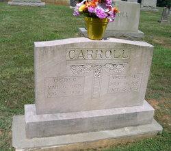 Cicero Columbus Carroll