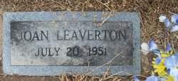 Joan <I>Leaverton</I> Garner