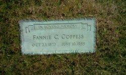 Fannie Commelia <I>Brown</I> Coppess