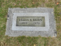 Lillian B. Brown