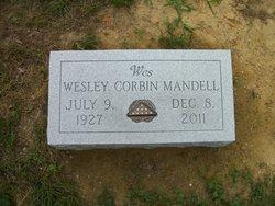 Wesley Corbin Mandell