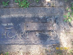 Frieda K Cathcart