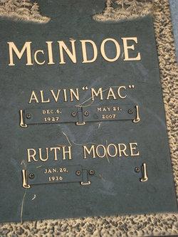 "Alvin ""Mac"" McIndoe"