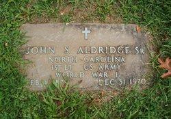John Sherman Aldridge