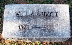 "William A. ""Will"" Abbott"