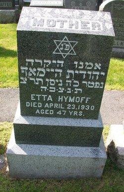 Etta Hymoff