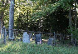 Perrin Family Cemetery #1