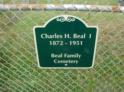 Beal Family Cemetery