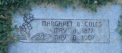 Margaret <I>Beesley</I> Coles