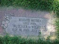Lois Ann <I>Butcher</I> Wigfield
