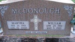 William L Mcdonough