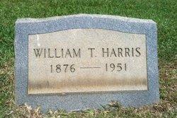 """William Thomas """"Tom"""" Harris, Sr"""