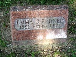Emma Catherine <I>Warren</I> Bruner