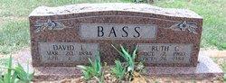 Ruth Esma <I>Charlton</I> Bass