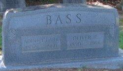 Addie D. <I>Clark</I> Bass