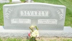 Birdie <I>Connelly</I> Bevarly