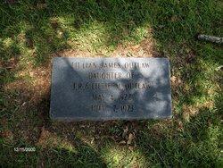 Lillian James Outlaw