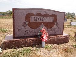 """Myrtle V """"Woots"""" <I>Crawford</I> Moore"""