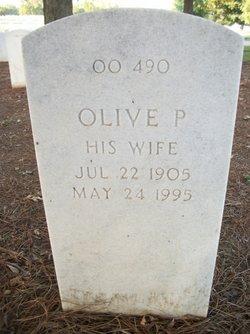 Olive Clark <I>Pierce</I> Gates