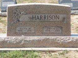 """Delpha Lorinda """"Della"""" <I>Palmer</I> Harrison"""