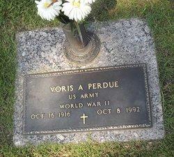 Voris A. Perdue