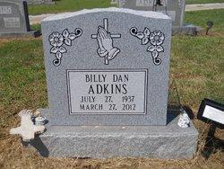 Billy Dan Adkins