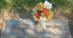 Mary Genevieve <I>Hanson</I> Blucher