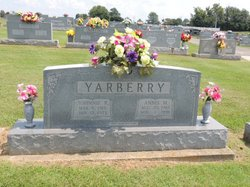 Annis Marie <I>Overstreet</I> Yarberry
