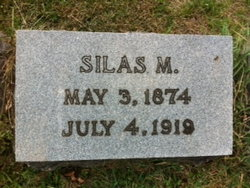 Silas M Gibson