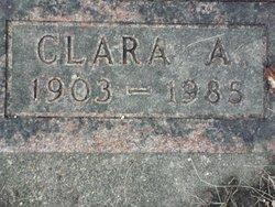 Clara A Bonniwell