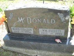 William Everett McDonald