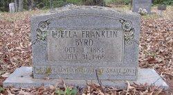 Luella <I>Franklin</I> Byrd