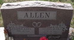 Shelva Jean Allen