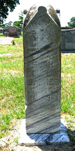 Hugh Douglas Barnes