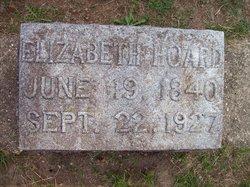 Sarah Elizabeth <I>Hoard</I> McGuinness