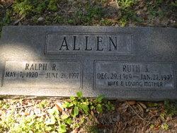 Ralph R. Allen