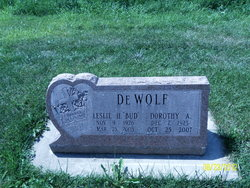 Dorothy A De Wolf